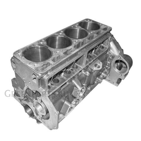 Блок цилиндров на Audi A4, A6 AFN