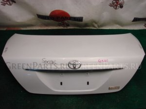 Крышка багажника на Toyota Mark II GX110, JZX110 1G-FE