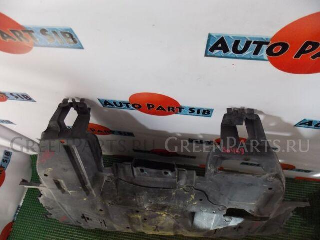 Защита двигателя на Subaru Forester SG5 EJ205
