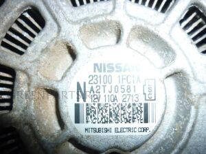 Генератор на Nissan X-Trail (T31) 2007-2014 2.0 16V MR20DE