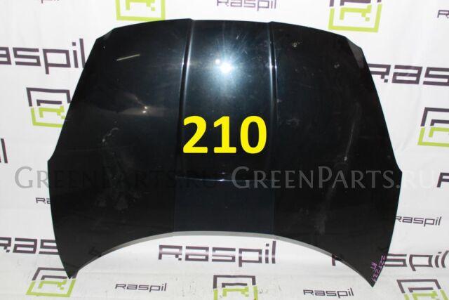 Капот на Toyota Celica ZZT231 2ZZGE 210 colour