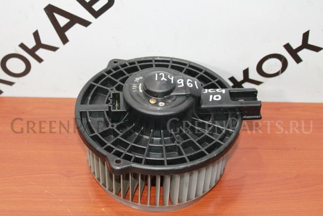 Мотор печки на Toyota JCG10 124 961