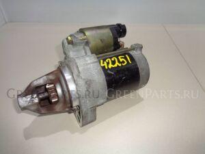 Стартер на Honda L15A 42 251