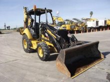 погрузчик CATERPILLAR 420E IT 2006