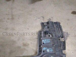 Защита двигателя на Toyota Ractis NCP100 1NZFE