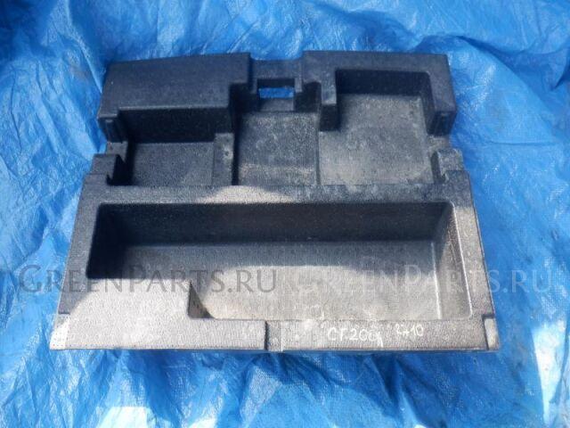Пол багажника пластик на Lexus CT200h ZWA10 2ZRFXE 64993-76030