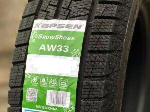 Шины kapsen SNOWSHOES AW33 195/65R15