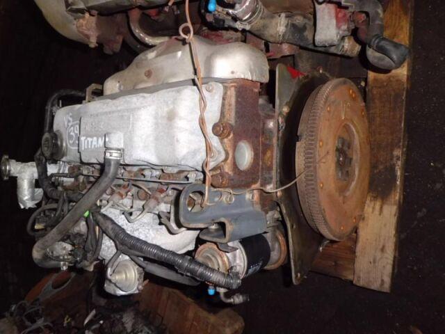 Двигатель на Mazda Titan WHS5T VS 39
