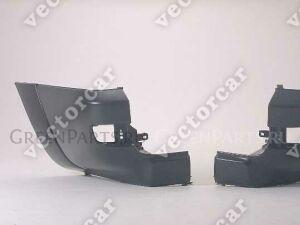 Клык бампера на Toyota Hilux Surf TRN215; RZN210W; KDN215W; GRN215; TRN210; KDN215;