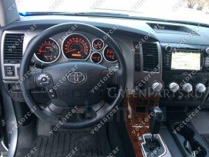 Подушка безопастности на руль на Toyota Tundra UPK50;UPK51;UPK52;UPK55;UPK56;UPK57;UCK51;UCK52;UC