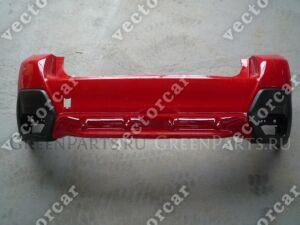 Бампер на Subaru XV GT