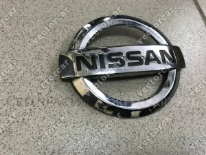 Эмблема на Nissan Wingroad WFNY11;WFY11;WHNY11;WHY11;WPY11;WRY11