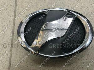 Эмблема на Toyota Vitz KSP90;NCP91;NCP95;SCP90 75311-52150