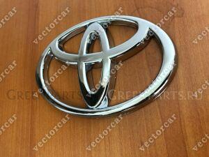 Эмблема на Toyota Land Cruiser Prado 90;95;KZJ95;RZJ90;VZJ90;KZJ90;KDJ90