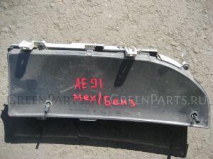 Щиток приборов на Toyota Corolla AE91