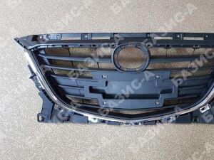 Решетка бамперная на Mazda Axela BM