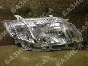 Фара на Toyota Corolla Axio NZE141, NZE144, ZRE142, ZRE144 12-511