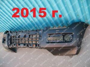 Бампер на Mitsubishi Pajero V80, V88W, V98W, V83W, V87W, V93W, V97W