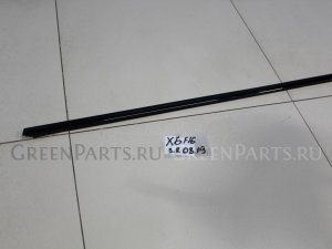 Молдинг стекла на Bmw X6 F16 (2014-)