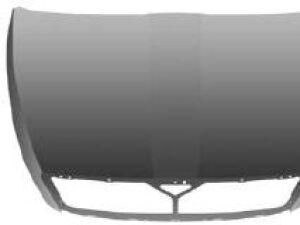 Капот на Skoda Octavia