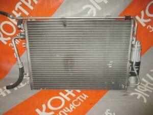 Радиатор кондиционера на Renault Kangoo VF K4M