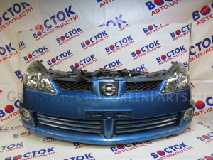 Ноускат на Nissan Wingroad WFY11 QG15DE