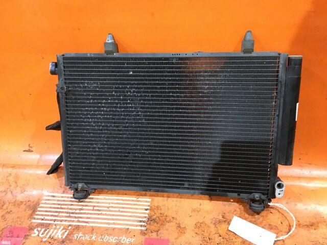 Радиатор кондиционера на Toyota Funcargo NCP21 1NZ-FE