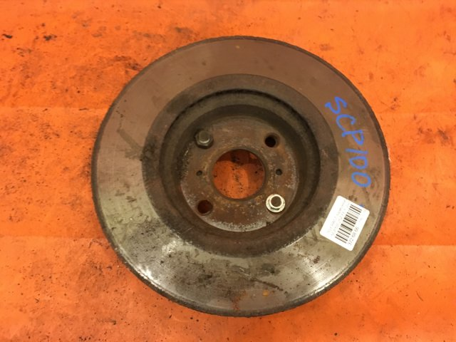 Тормозной диск на Toyota Passo Sette M512E