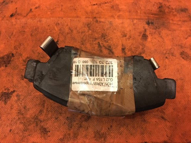 Тормозные колодки на Honda CR-X EG1, EG2
