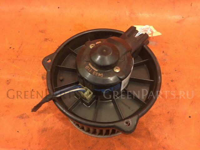 Мотор печки на Honda Integra Sj EK3