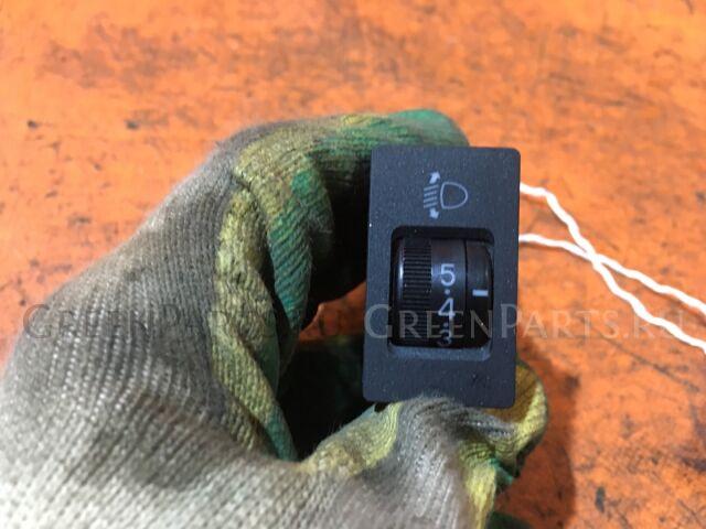 Кнопка корректора фар на Toyota Allion AZT240, NZT240, ZZT240, ZZT245
