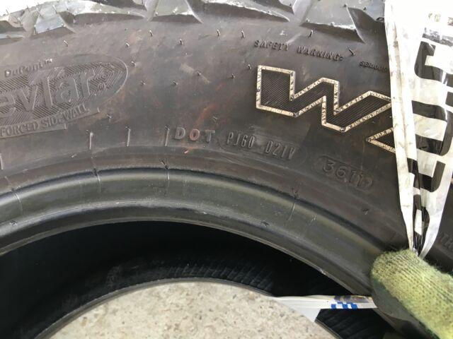 шины GOOD YEAR WRANGLER MT/R 10.50/31R15LT