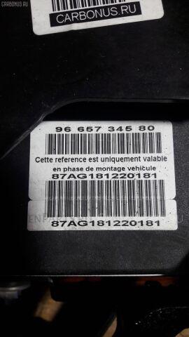 Блок abs на Peugeot 308