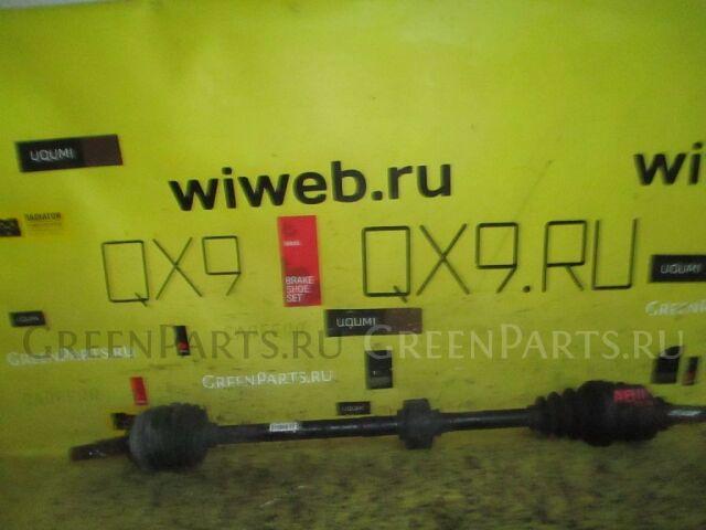 Привод на Toyota Corolla Spacio AE111N 4A-FE