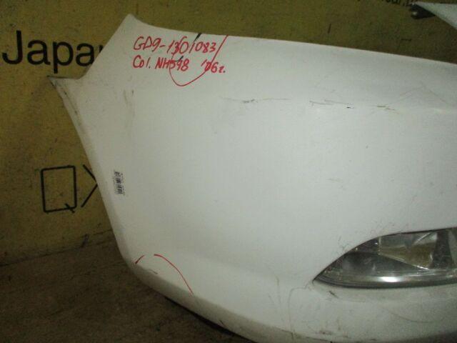 Бампер на Honda Fit Aria GD9 P5702