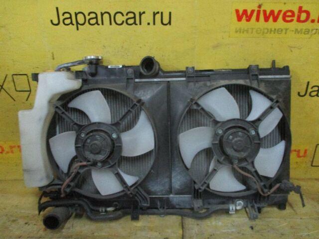Радиатор двигателя на Subaru Exiga YA4 EJ204