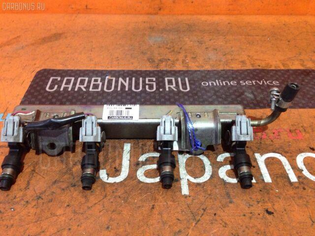 Форсунка инжекторная на Nissan Cube BGZ11 CR14DE