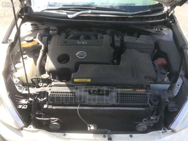 Бампер на Nissan Teana J32