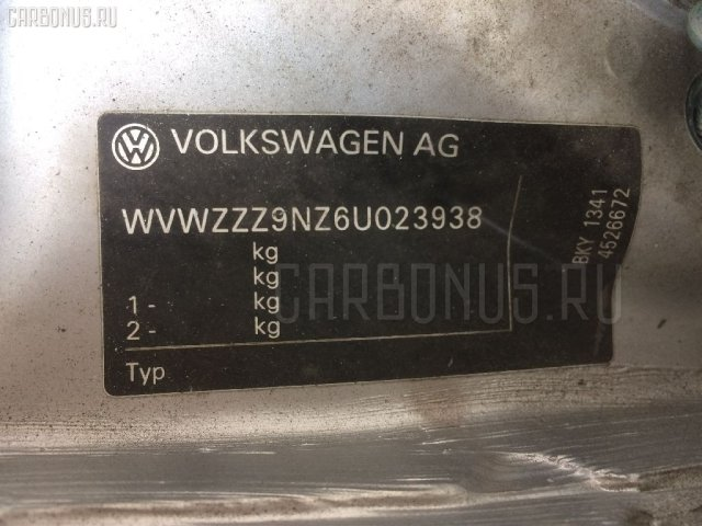 Крыло на Volkswagen Polo 9NZ6U