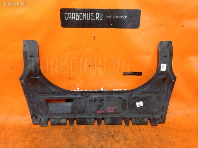 Защита двигателя на Volkswagen Polo 9NZ6U BKY