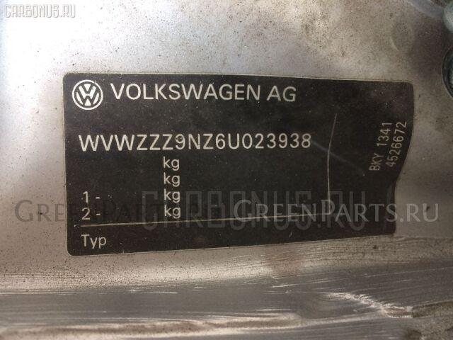Балка подвески на Volkswagen Polo 9NZ6U BKY