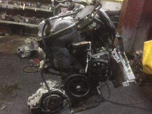 Двигатель на Toyota Ist NCP60 2NZ-FE 2430802
