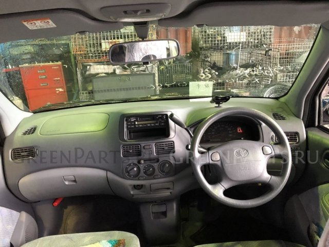ЗАЛИВНАЯ ГОРЛОВИНА ТОПЛИВНОГО БАКА на Toyota Raum EXZ10 5E-FE