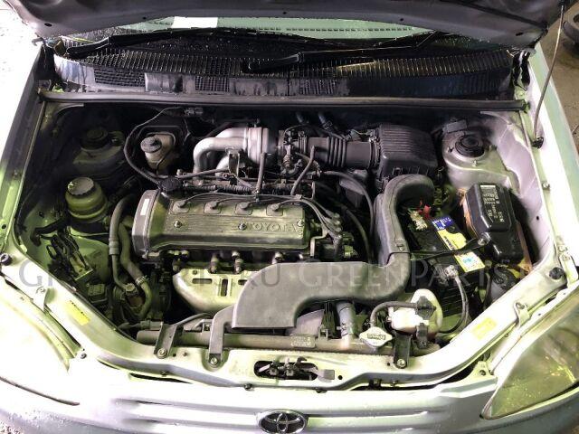 Фара на Toyota Raum EXZ10 46-1