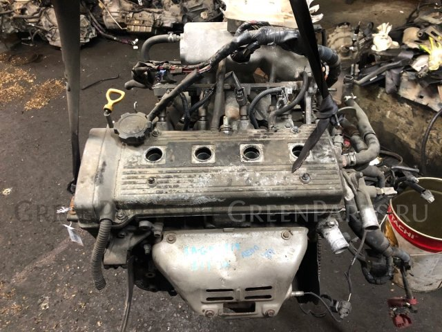 Двигатель на Toyota Corolla Levin AE110 5A-FE G954819