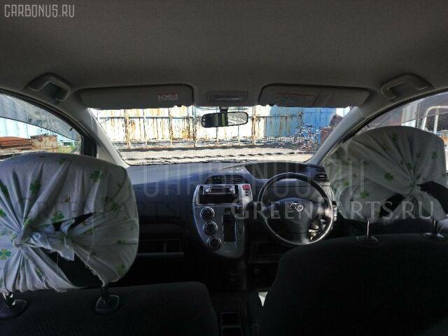 Обшивка багажника на Toyota Ractis NCP100