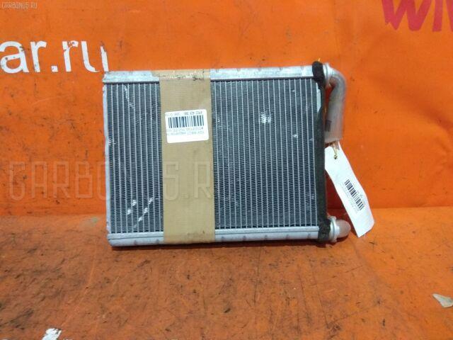 Радиатор печки на Toyota Ractis NCP100 1NZ-FE