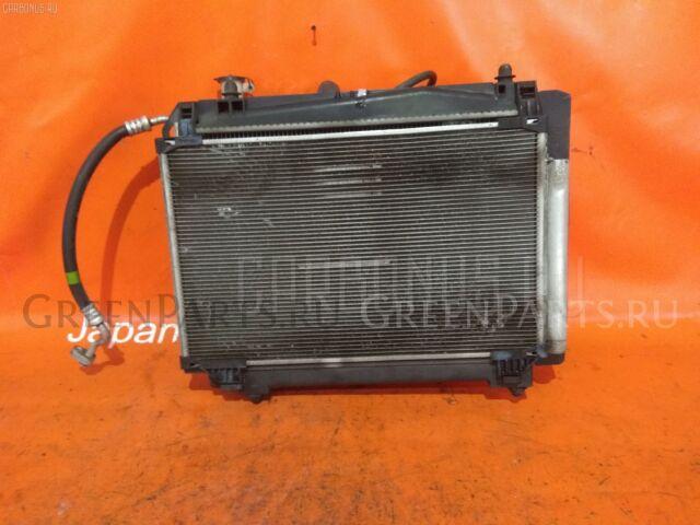 Радиатор двигателя на Toyota Ractis NCP100 1NZ-FE