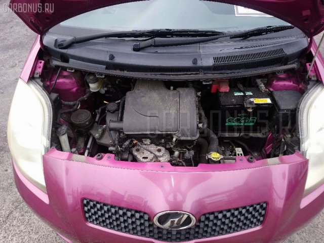 Крепление бампера на Toyota Vitz KSP90