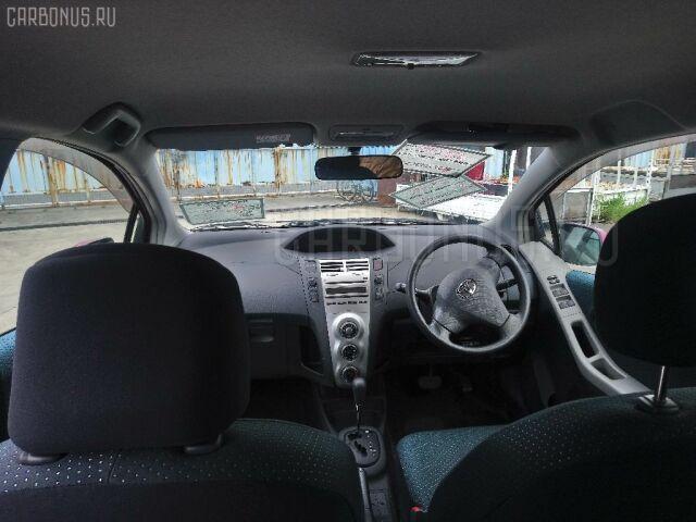 Блок управления климатконтроля на Toyota Vitz KSP90 1KR-FE